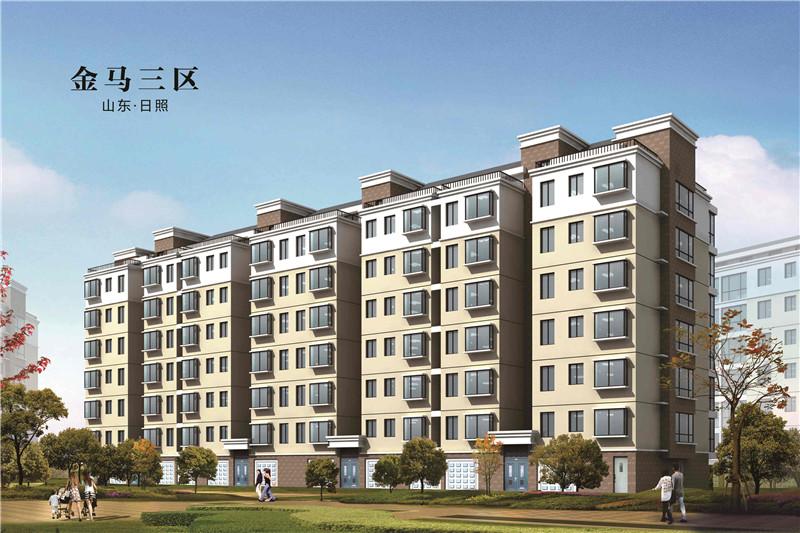 房地产营销策划案例-山东-金马三区