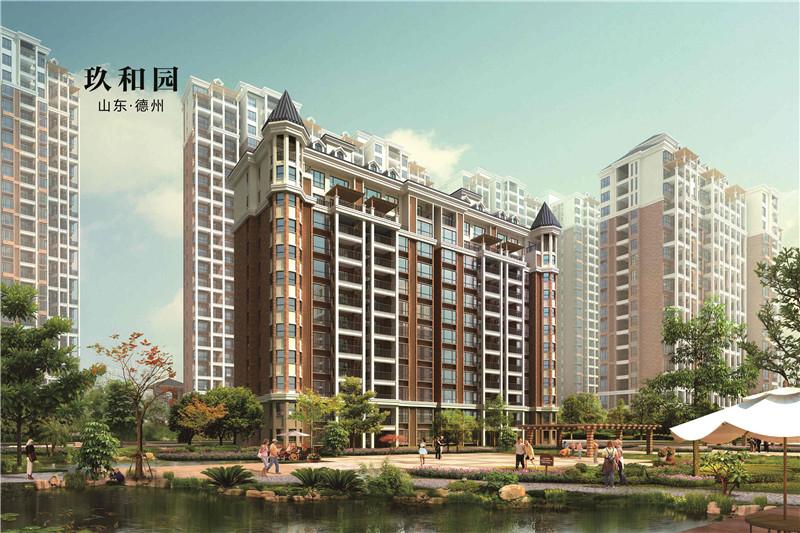 房地产销售代理案例-山东-玖和园