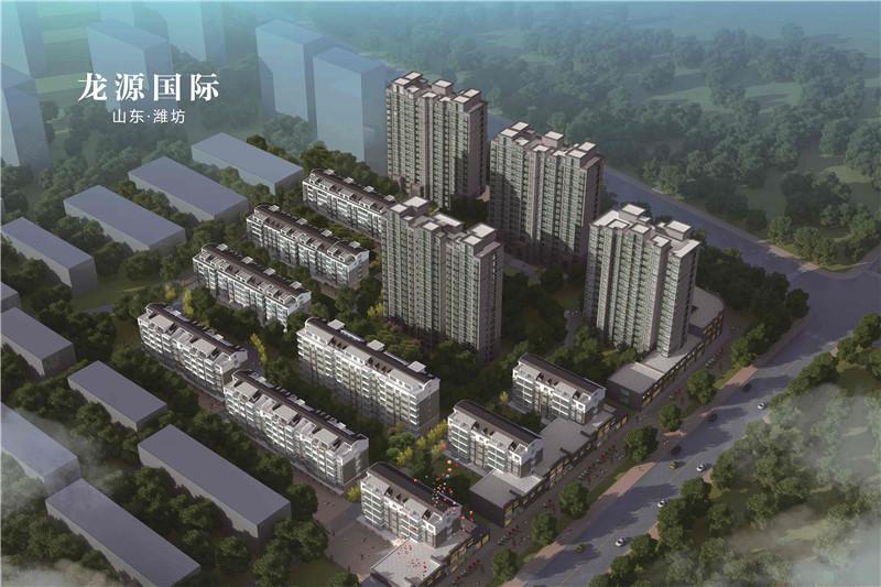 房地产营销策划案例-山东-龙源国际