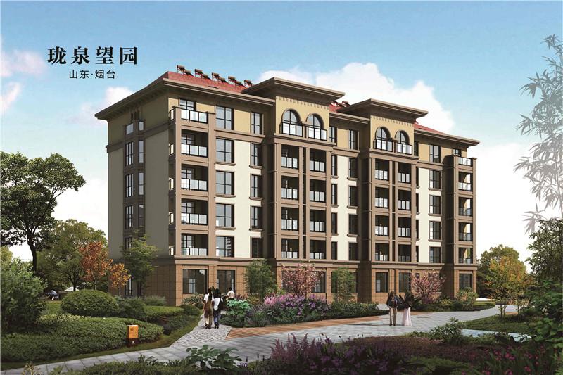房地产销售代理案例-山东-珑泉望园