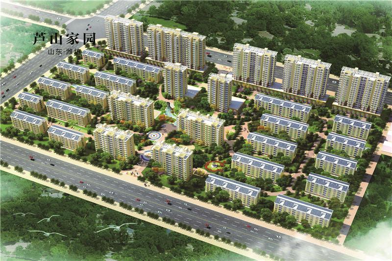 房地产营销策划案例-山东-芦山家园