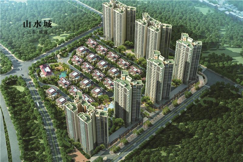 房地产营销策划案例-山东-山水城