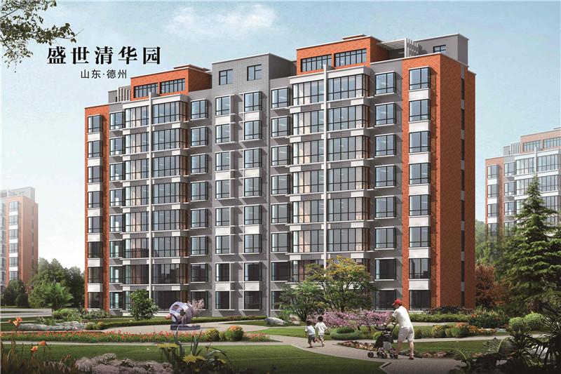 房地产营销策划案例-山东-盛世清华园