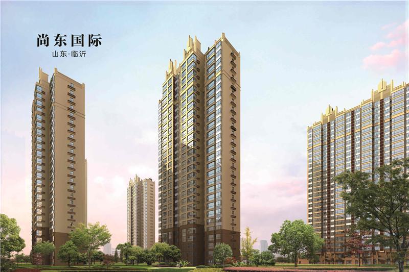 房地产销售代理案例-山东-尚东国际
