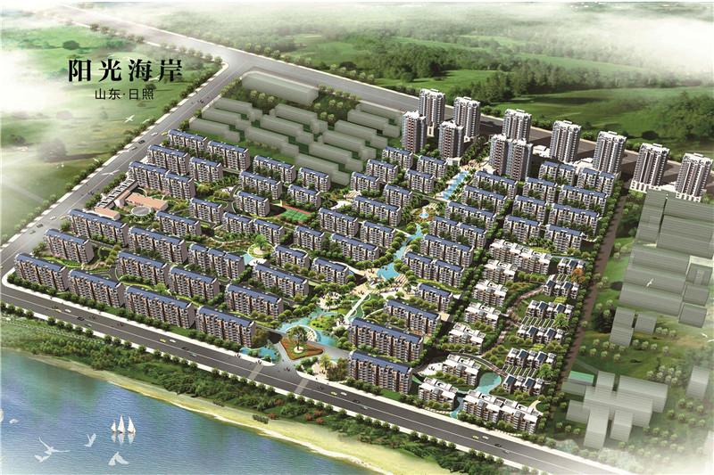 房地产销售代理案例-山东-阳光海岸